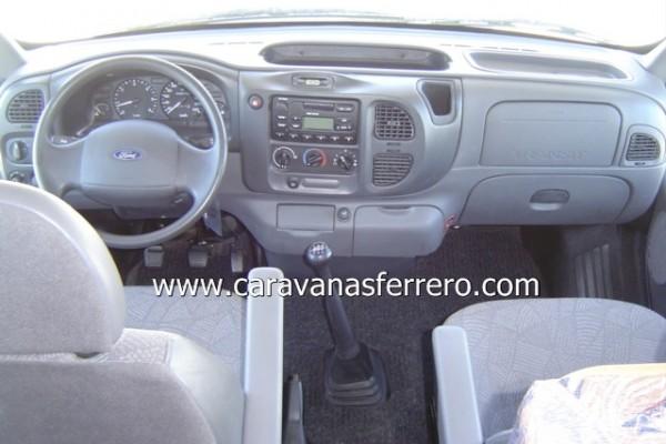 Autocaravanas en Caravanas Ferrero 3806