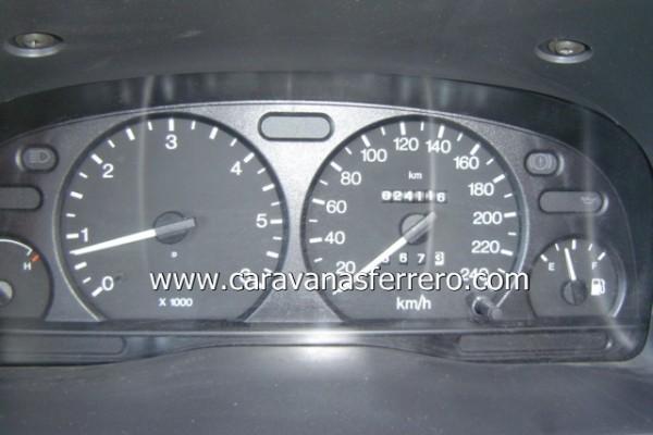 Autocaravanas en Caravanas Ferrero 3807