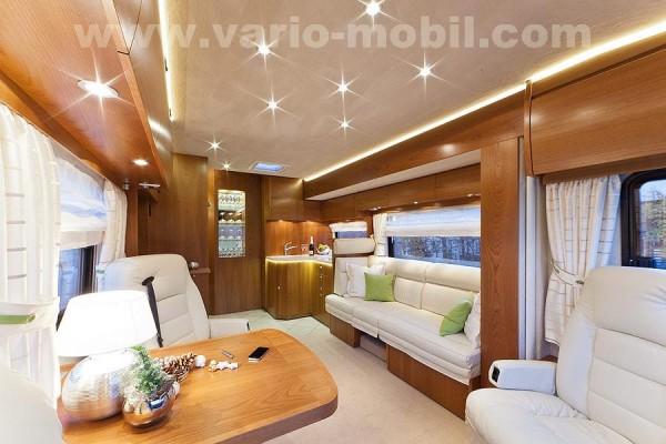 Autocaravanas en Vario Mobil 4555