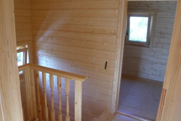 Cabañas de madera en Amadera Deluxe 150