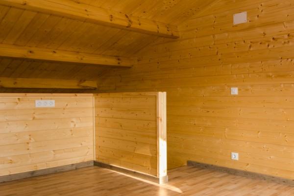 Cabañas de madera en Antoni Camarasa 296