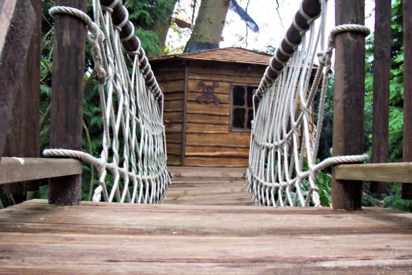 Cabañas de madera en Blue Forest 5297