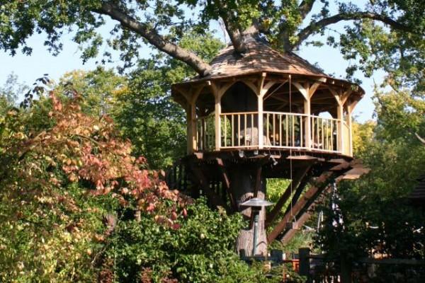 Cabañas de madera en Blue Forest 5413