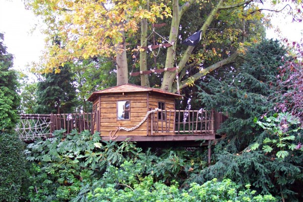 Cabañas de madera en Blue Forest 5298