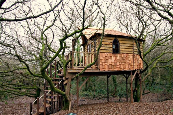 Cabañas de madera en Blue Forest 5300