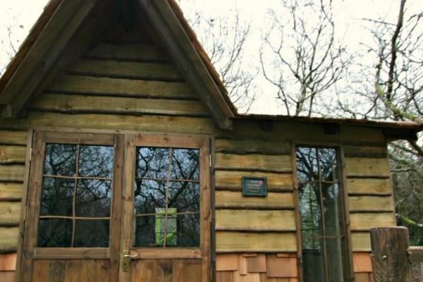 Cabañas de madera en Blue Forest 5304