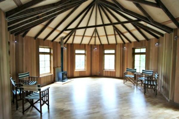 Cabañas de madera en Blue Forest 5309