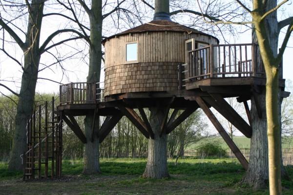 Cabañas de madera en Blue Forest 5311