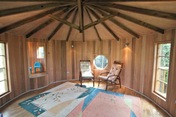 Cabañas de madera en Blue Forest 5292