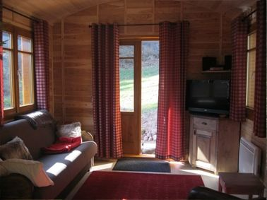 Cabañas de madera en Casa Alternativa 6192