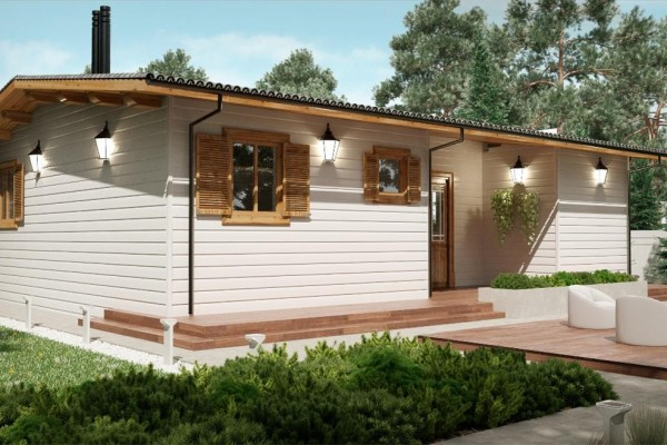 Cabañas de madera en Donacasa 791