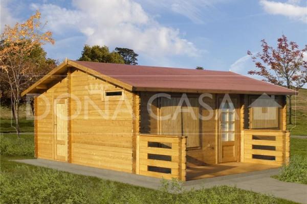 Cabañas de madera en Donacasa 789