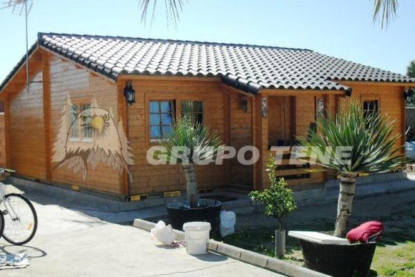 Cabañas de madera en Grupo Tene 4204