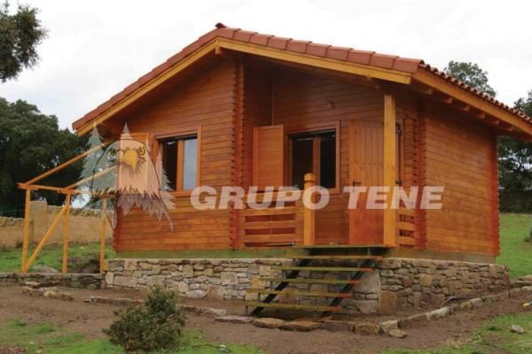 Cabañas de madera en Grupo Tene 4193
