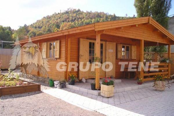 Cabañas de madera en Grupo Tene 4194
