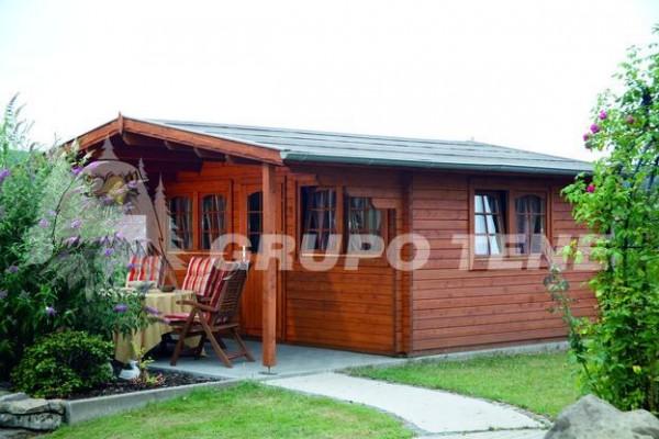 Cabañas de madera en Grupo Tene 4198