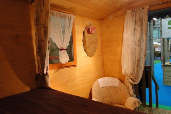 Cabañas de madera en Habitat Boheme 5968