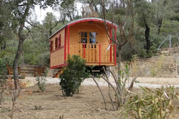 Cabañas de madera en Habitat Boheme 5971