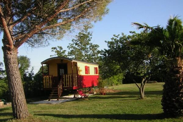 Cabañas de madera en Habitat Boheme 5973