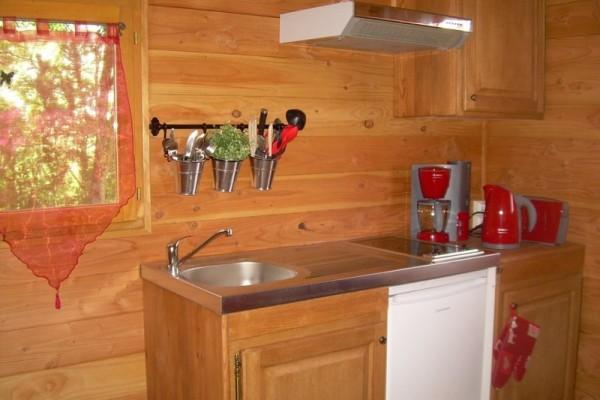 Cabañas de madera en Habitat Boheme 5975