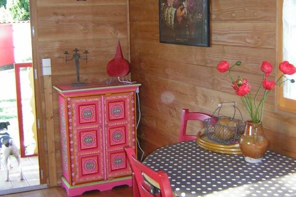 Cabañas de madera en Habitat Boheme 5976