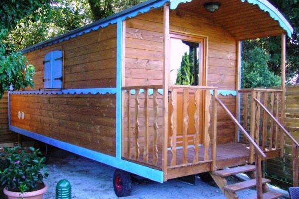 Cabañas de madera en Habitat Boheme 5960