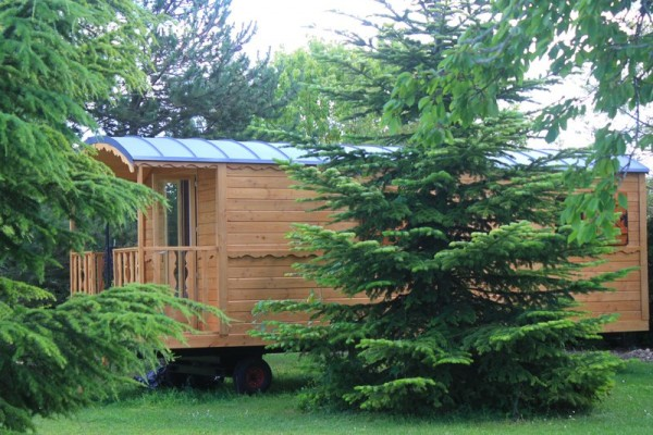 Cabañas de madera en Habitat Boheme 5979