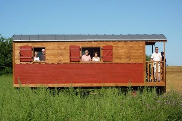 Cabañas de madera en Habitat Boheme 5982