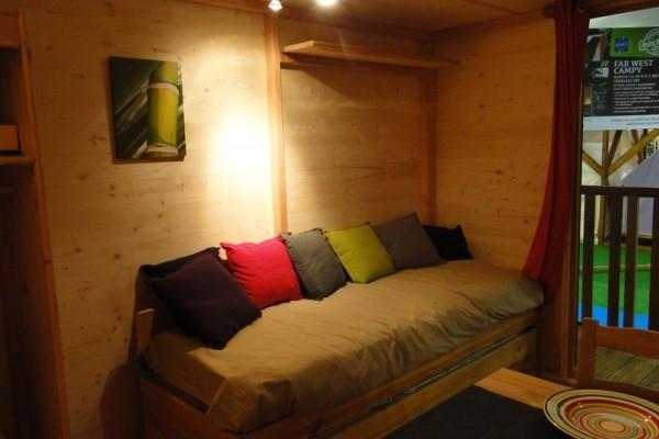 Cabañas de madera en Habitat Boheme 5992