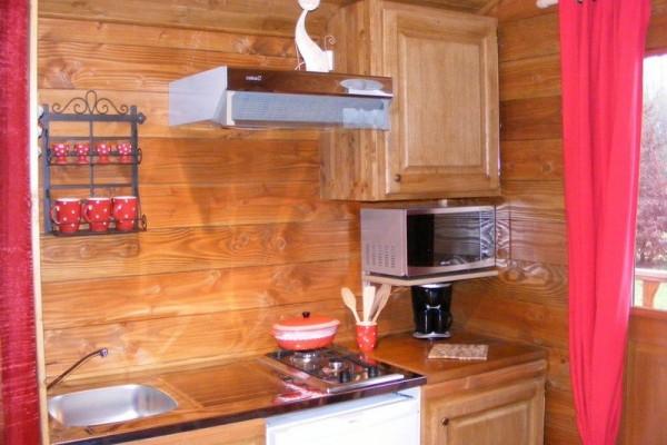 Cabañas de madera en Habitat Boheme 5997