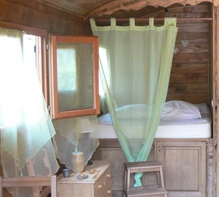 Cabañas de madera en Habitat Boheme 5998