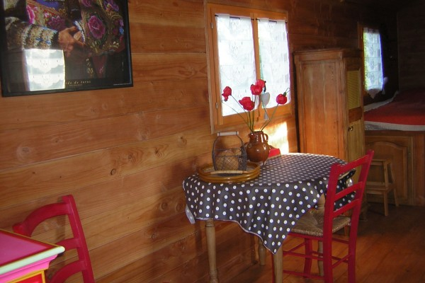 Cabañas de madera en Habitat Boheme 5962