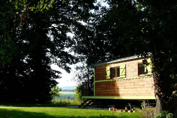 Cabañas de madera en Habitat Boheme 5963
