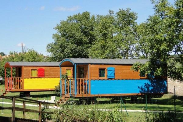 Cabañas de madera en Habitat Boheme 5959