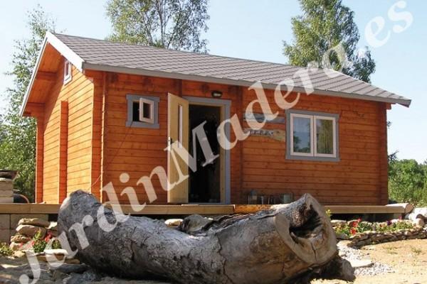 Cabañas de madera en JardinMadera.es 4239