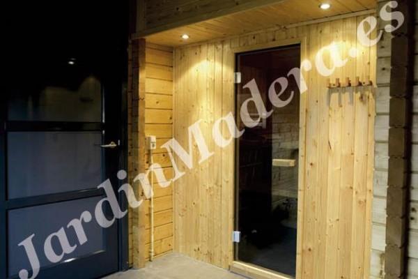 Cabañas de madera en JardinMadera.es 4243