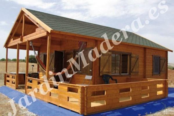 Cabañas de madera en JardinMadera.es 4244