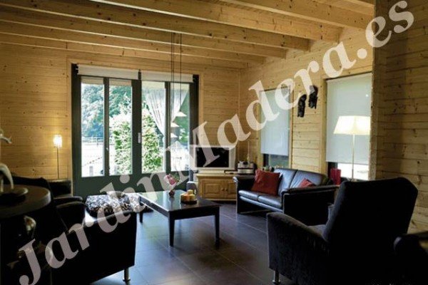 Cabañas de madera en JardinMadera.es 4246