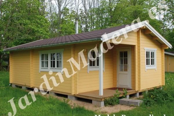 Cabañas de madera en JardinMadera.es 4248