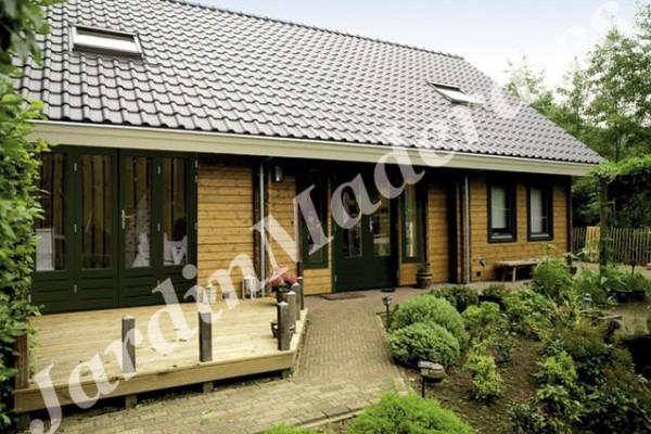 Cabañas de madera en JardinMadera.es 4251