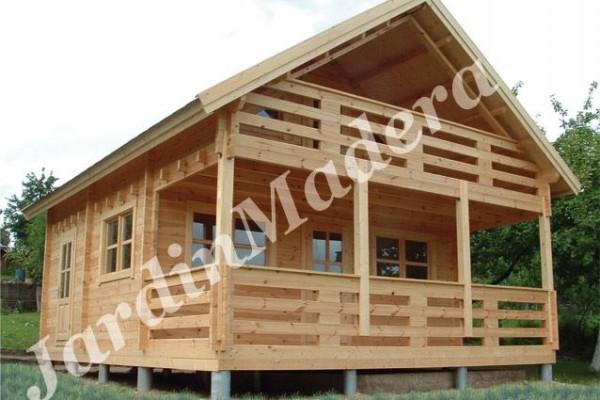 Cabañas de madera en JardinMadera.es 4253