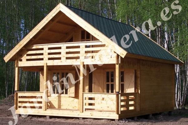 Cabañas de madera en JardinMadera.es 4254
