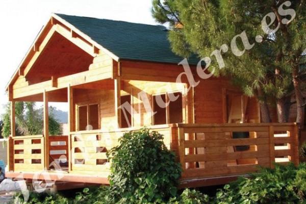 Cabañas de madera en JardinMadera.es 4261
