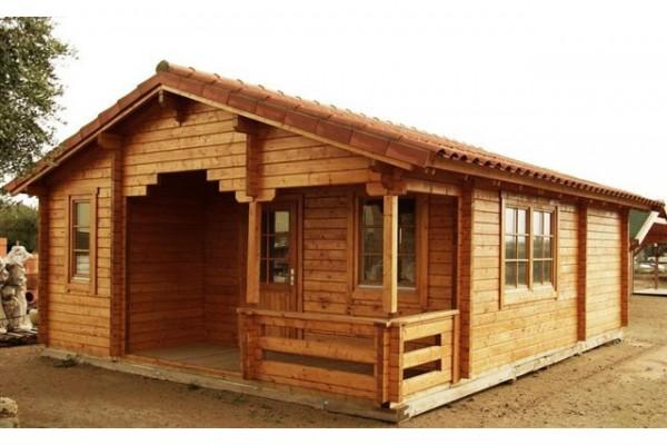Cabañas de madera en JardinMadera.es 4211
