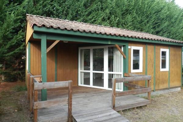 Cabañas de madera en La Casa Prefabricada 4321
