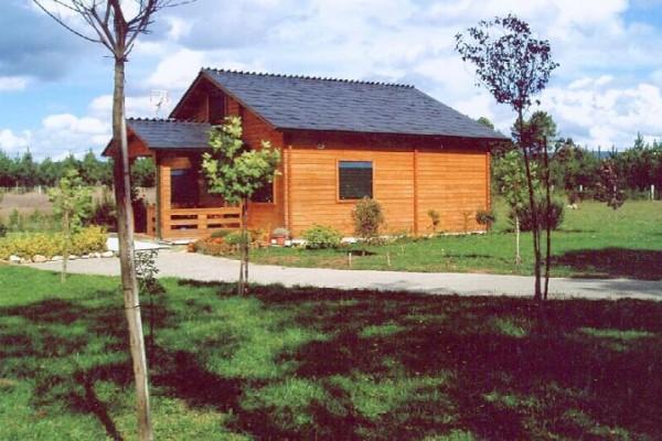 Cabañas de madera en Las cabañas 532