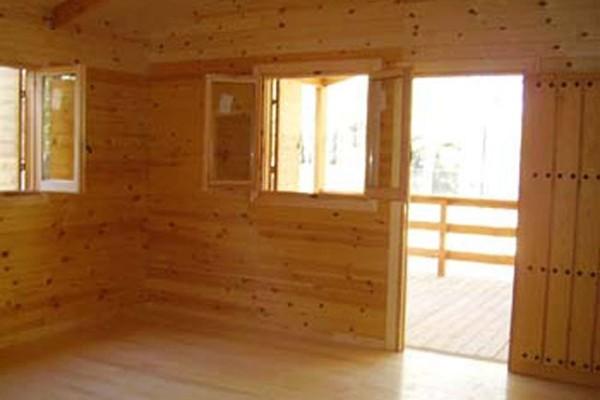 Cabañas de madera en Maderas Cuenca 4340
