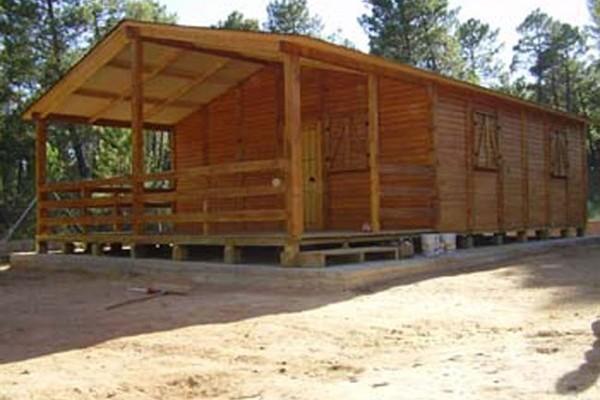 Cabañas de madera en Maderas Cuenca 4341