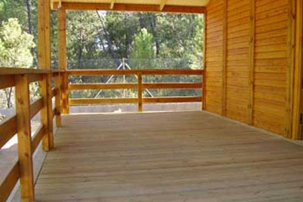 Cabañas de madera en Maderas Cuenca 4342
