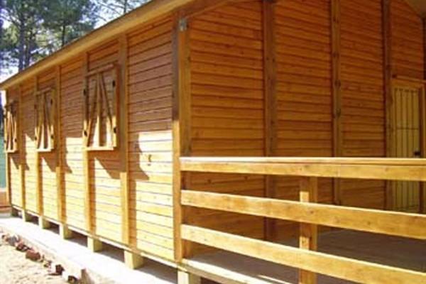 Cabañas de madera en Maderas Cuenca 4343